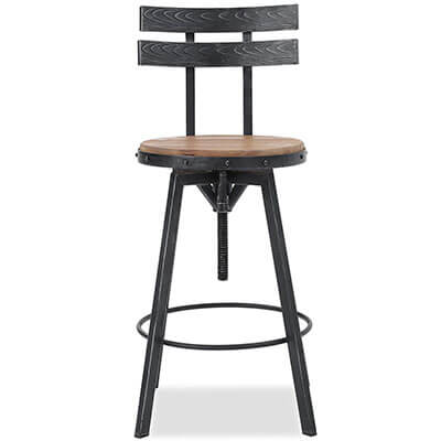 Christopher Knight Home Alanis Firwood Barstool